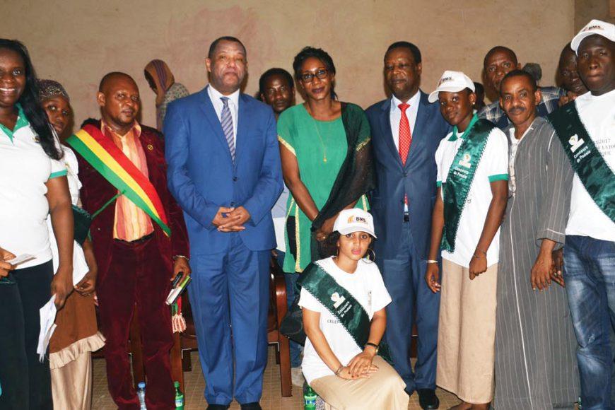 Commémoration de la Journée de l'Afrique au Mali (25 Mai)