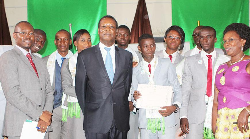 Célébration de la Journée de l'Afrique Bamako, 07 juin 2016 Par M. Fulgence ZENETH