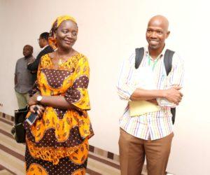 Marietou & Konaté