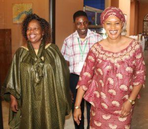 Mme Gayet, Assétou & Yawo