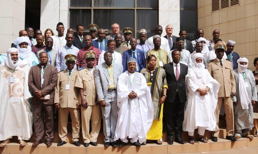 Séminaire de Haut niveau sur la Décentralisation en Afrique