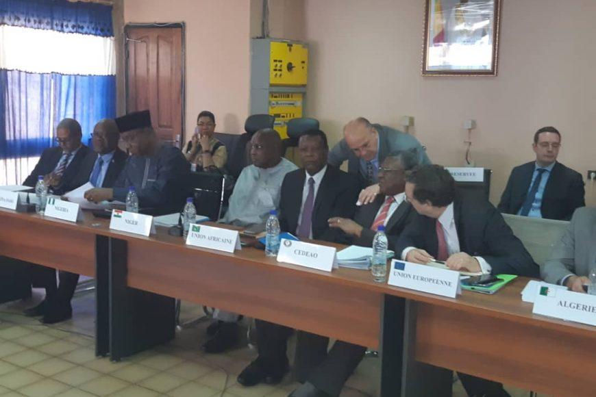 32ème session du Comité de Suivi de l'Accord