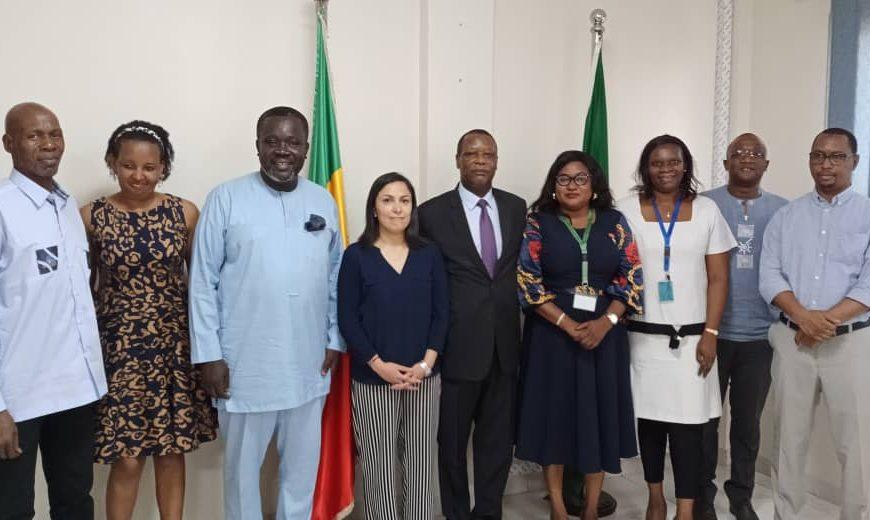 Validation du plan stratégique de l'Union africaine au Sahel, du 13 au 17 mai 2019 à Bamako
