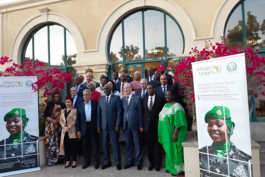 Réunion interne des Représentants spéciaux de l'Union africaine