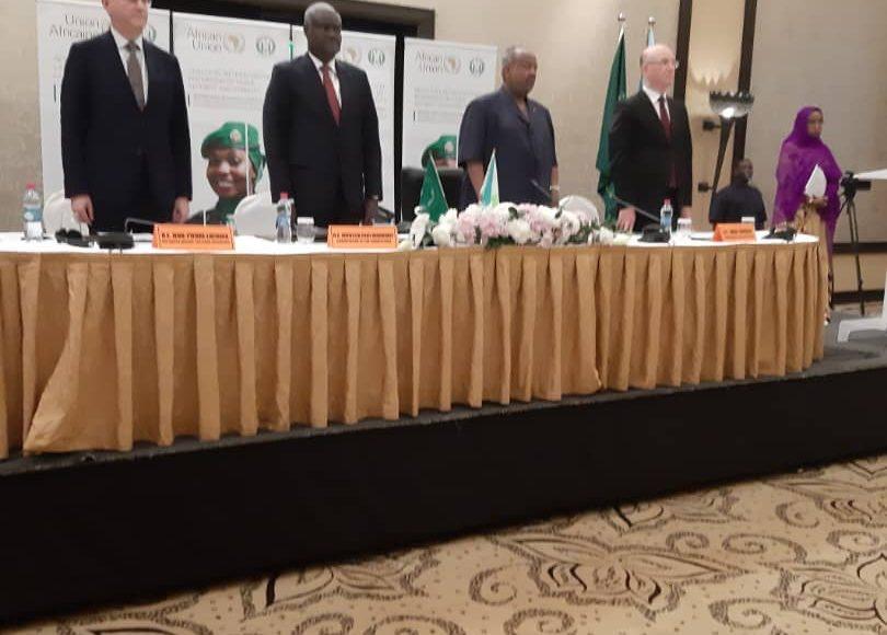 2ème session de la retraite de haut niveau des envoyés spéciaux de l'Union africaine