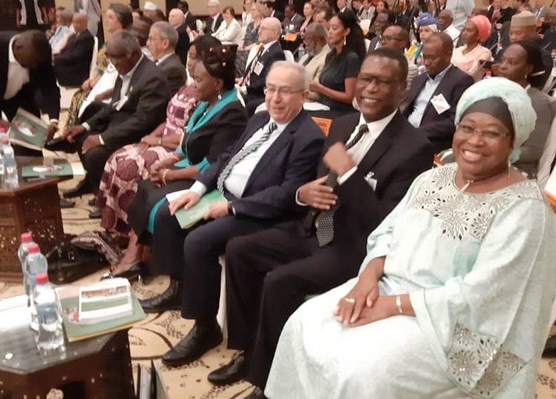 10e retraite annuelle de haut niveau sur la paix et la sécurité en Afrique les 29 – 30 octobre 2019 à Djibouti.