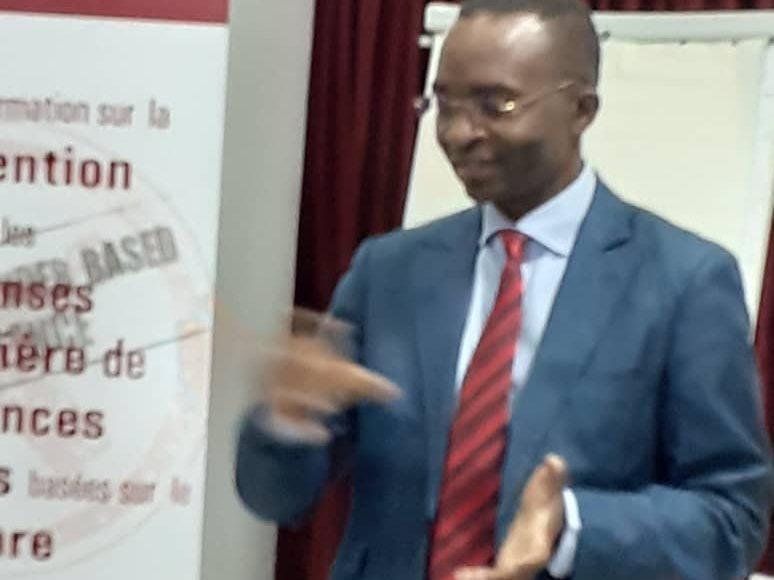 Lutte contre les VBG au Mali …l'Union africaine s'engage avec des hommes de qualité. He for She…