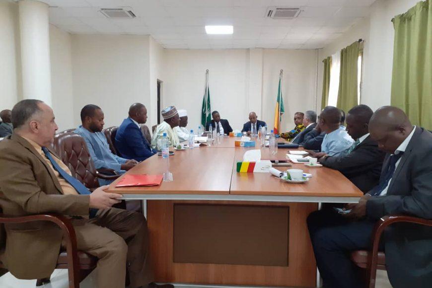 Les Ambassadeurs africains accrédités au Mali reçus par le SE du NEPAD à la MISAHEL – (31/janvier/2020)