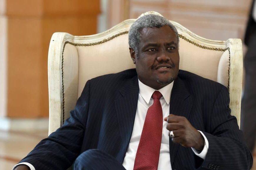 Union africaine : Moussa Faki Mahamat prône une renaissance du continent – mardi 26 mai 2020