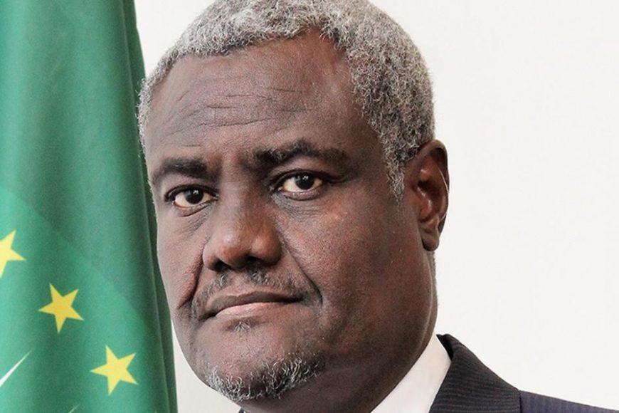 Communiqué du Président de la Commission de l'Union africaine, S.E. Moussa Faki Mahamat, sur le décès de l'ancien Président Pierre Buyoya