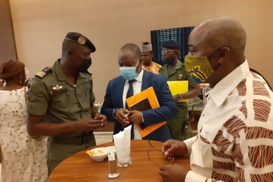 La table ronde des partenaires techniques et financiers du Mali sur le programme l'appui à la réconciliation pour la paix au Mali ( PARPM)