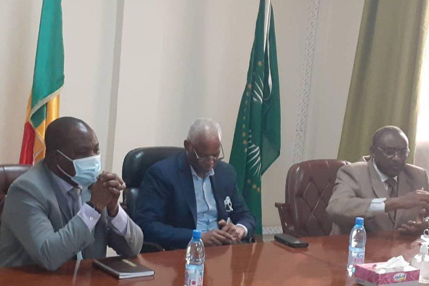 Réunion entre Le Comité local de suivi de la transition au Mali et  les Partenaires Techniques et financiers et les ambassadeurs accrédités au Mali