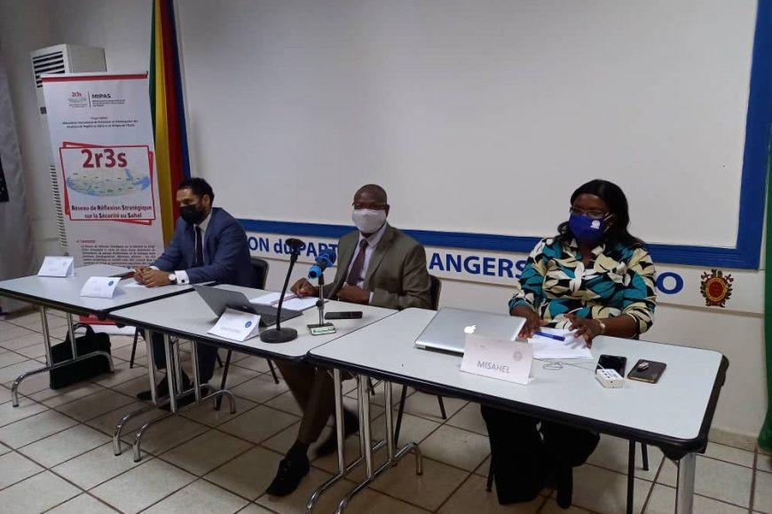 la MISAHEL  a participé à la journée africaine des frontières ,thème : Anticipation et gestion des crises dans les espaces transfrontaliers : enjeux, défis et priorités. (07 Juin 2021)