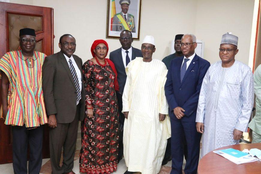Le Comité local de suivi de la transition a rencontré le Premier ministre