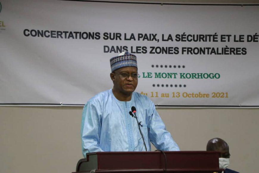 Tenue de la deuxième édition des Concertations sur la Paix et le Développement dans les zones transfrontalières