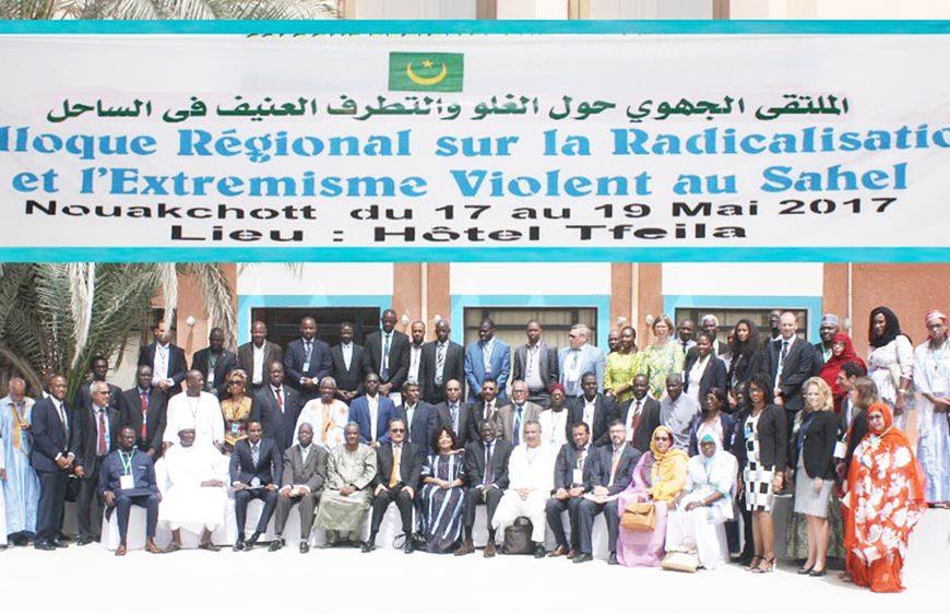 Colloque régional de Nouatchott sur la radicalisation et l'extrémisme violent dans le Sahel