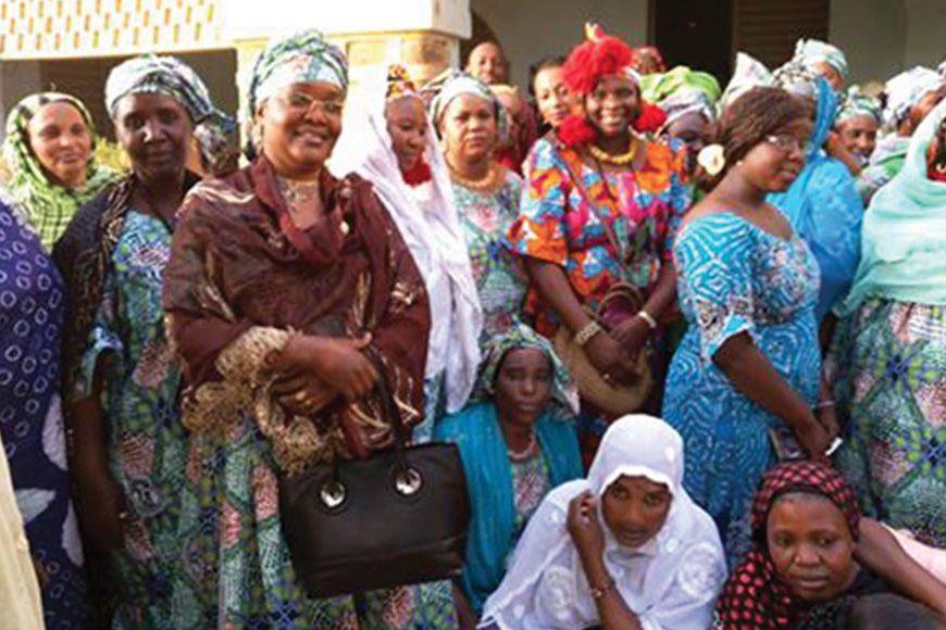 Commémoration du 8 mars,  journée internationale de la femme à Gao