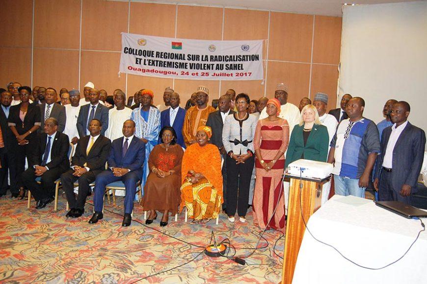 Quelques photos du colloque de Ouagadougou – Burkina Faso