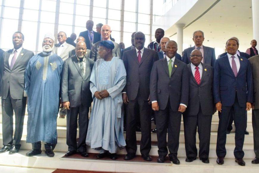 Réunion de concertation de haut niveau en marge du 30ème Sommet de l'Union africaine