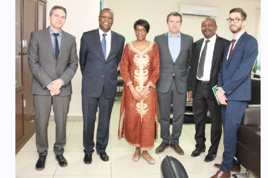 Le Haut Représentant reçoit un groupe d'experts du comité des sanctions de l'ONU