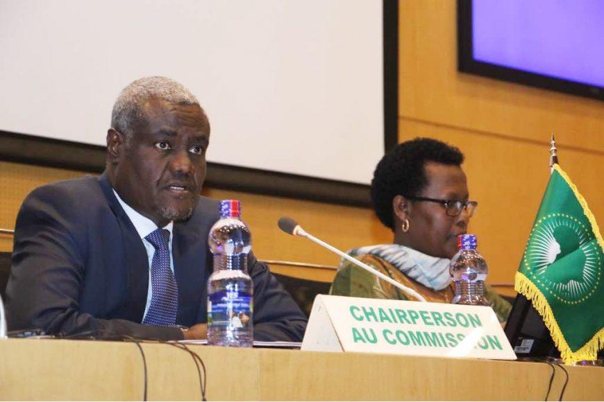 Journée de l'Afrique, le 25 mai 2018: Message du Président de la Commission de l'UA