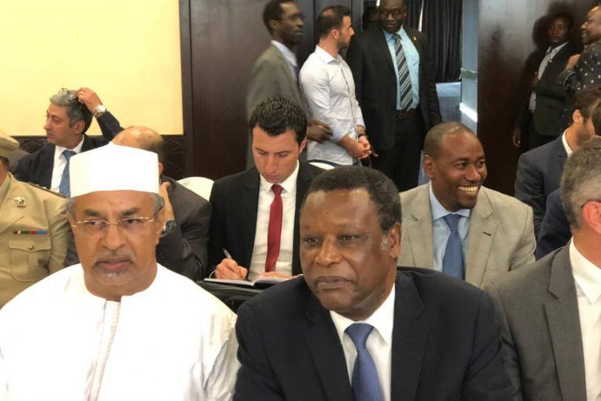 Participation à la session de haut niveau du Comité de Suivi de l'accord