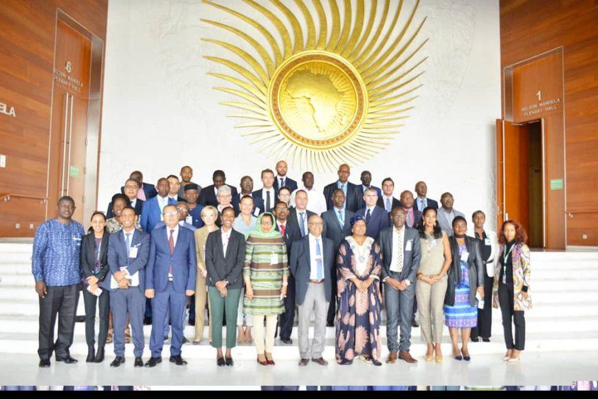 PARTICIPATION DE LA MISAHEL A LA RÉUNION INAUGURALE DU COMITE DE PILOTAGE DE L'UNION AFRICAINE SUR LA REFORME DU SECTEUR DE LA SÉCURITÉ (RSS)