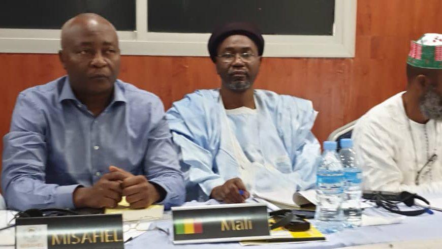 La MISAHEL a été représentée à l'atelier régional des  membres du bureau exécutif de la  Ligue  des Oulémas Imams Prêcheurs des pays du Sahel