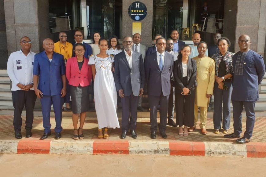 « Atelier de relecture de la stratégie de l'Union Africaine pour le Sahel à Bamako »