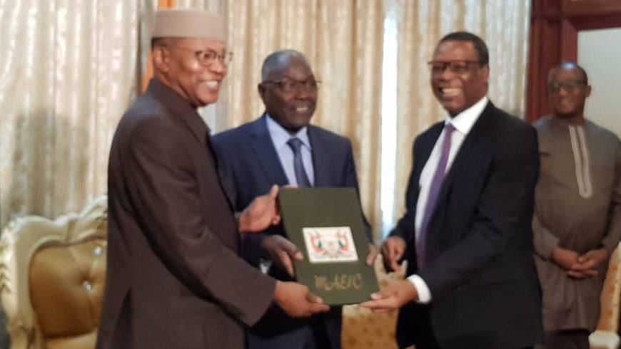 Transfert de la Présidence de la Plateforme Ministérielle de Coordination des Stratégies Sahel