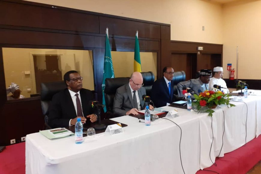 Conférence ministérielle sur l'accès aux ressources naturelles et les conflits entre les communautés