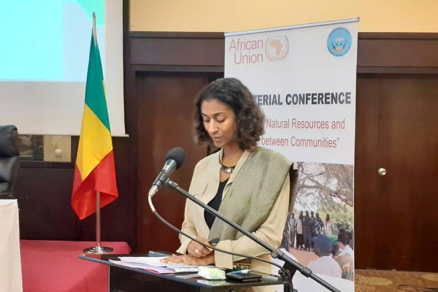 Présentation sur les dynamiques de conflits locaux dans le LIPTAKO- GOURMA