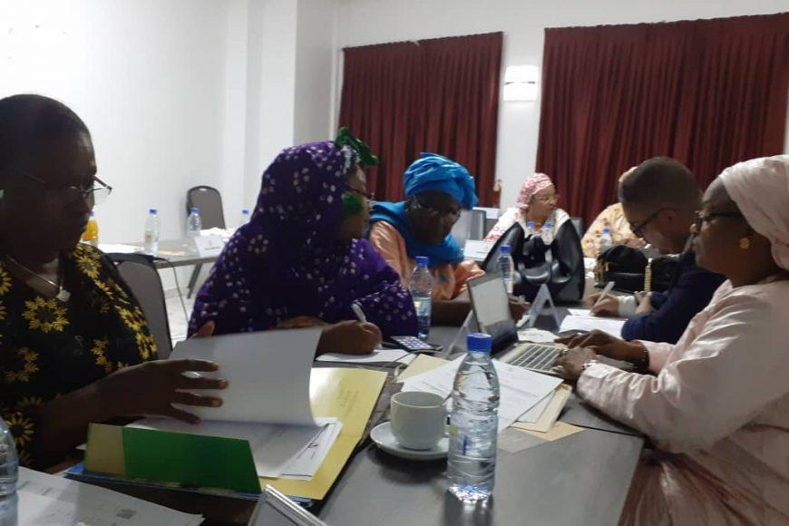 Lutte contre les VBG, l'Union africaine s'engage avec les professionnels et praticiens du Mali