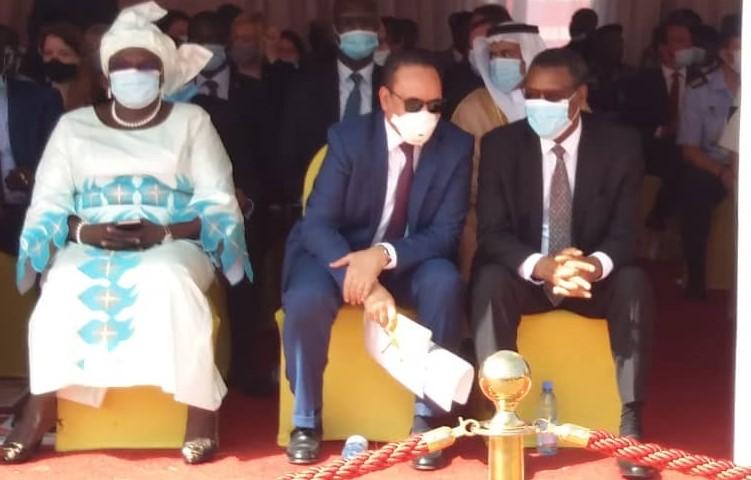SEM Pierre Buyoya aux cérémonies des 60 ans d'indépendance du Mali (22-Septembre-2020)