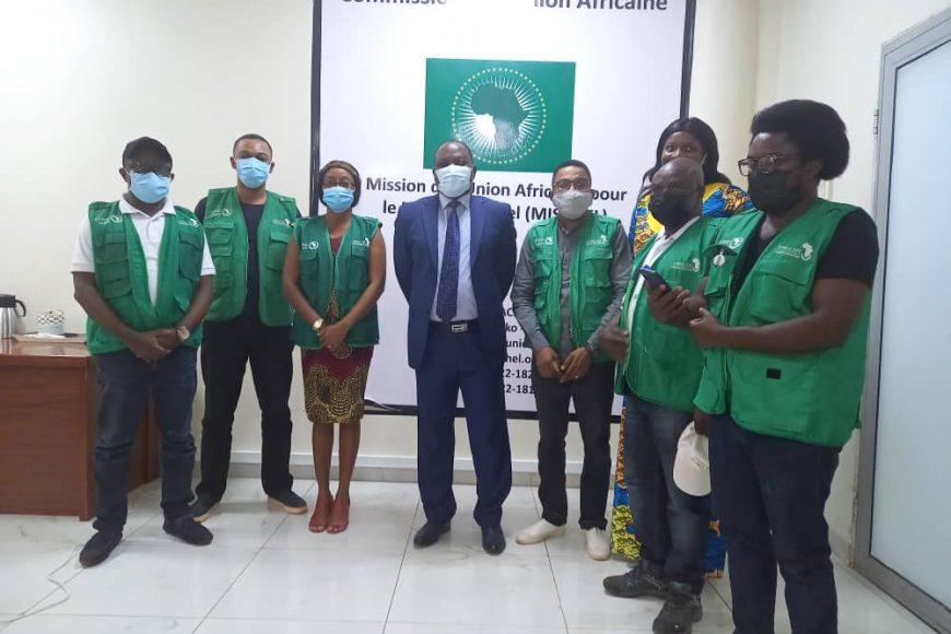 Commémoration de la journée de l'Afrique: la MISAHEL en partenariat avec Africa CDC a organisé un atelier d'information sur l'implication de l'Union Africaine dans la lutte contre la pandémie à COVID19 au Mali