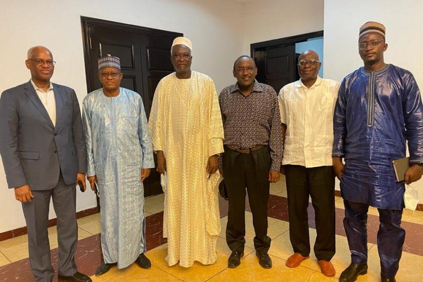 Comité Local de Suivi de la Transition au Mali